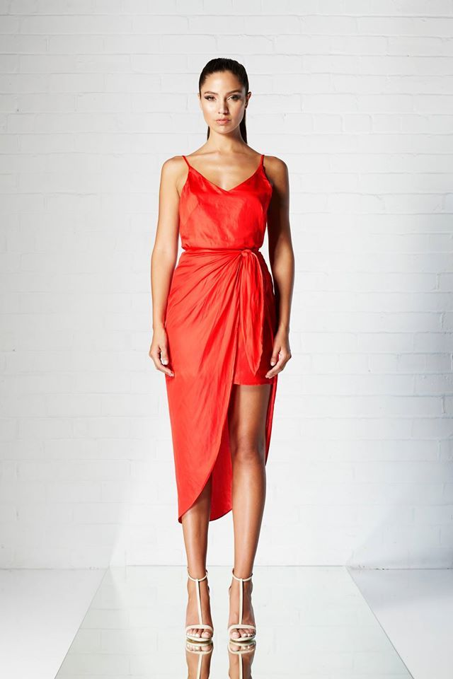 Winona - Complete Me Wrap Dress