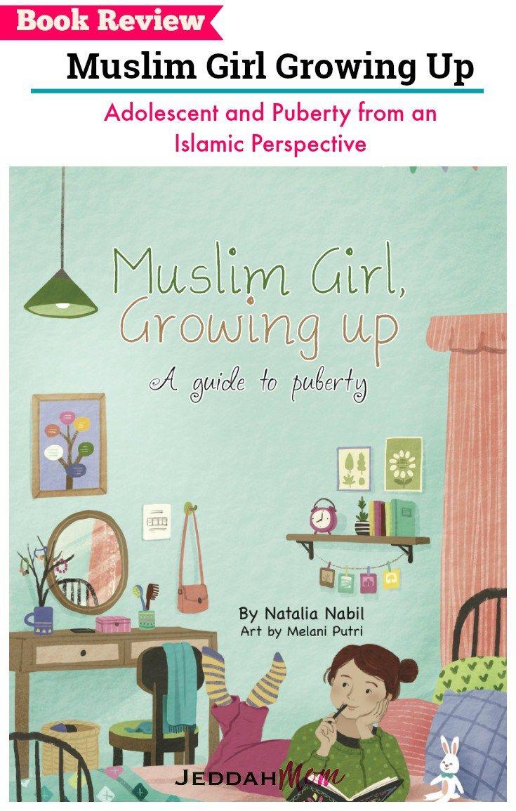 Books for Muslim Kids Muslim Girl Growing up Natalia Nabil JeddahMom