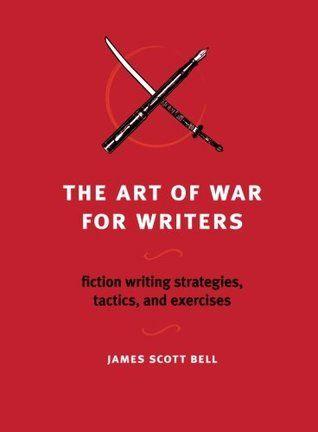 'The Art of War for Writers' de James Scott Bell #livros #recursosdoescritor