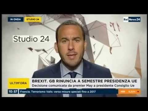 Manlio Di Stefano (M5S) a RaiNews24 - Politica estera