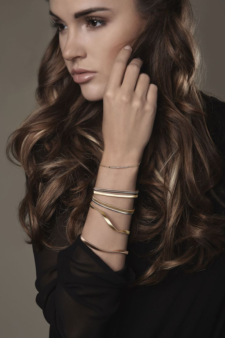 Love to Layer our Marco Bicego Marrakech and Goa Bracelets ...