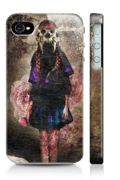 iPhone Cover – Alice in Wonderland