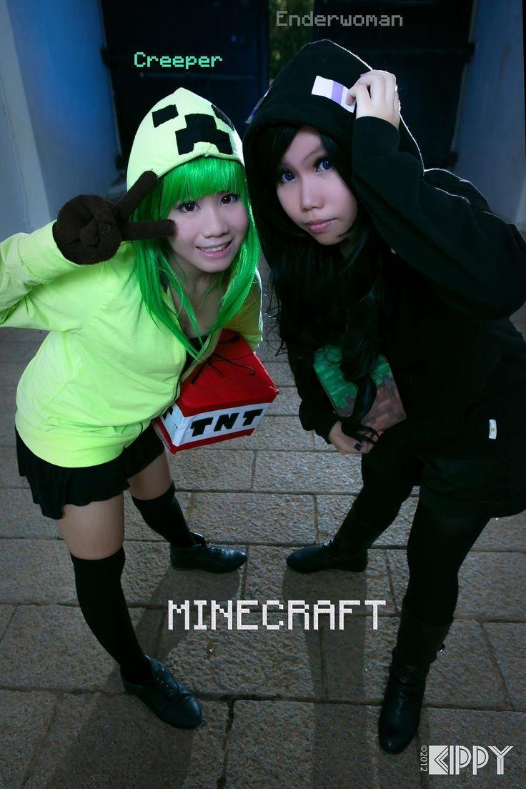 23 best Minecraft Enderman Costume images on Pinterest