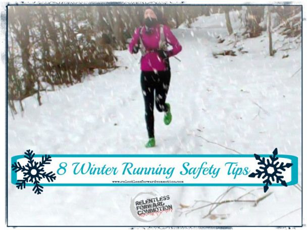 Winter Running Safety Tips plus this blog has lots of great short running articles