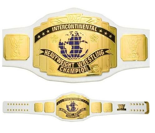 toy ic title to print | WWE Intercontinental Heavy Weight Wrestling Championship Belt
