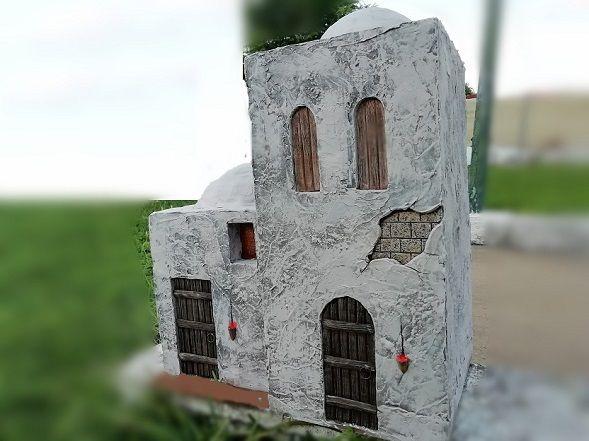 Belen Artesanal Catalogo De Construcciones Belenes Casas Para Belenes Figuras De Belen