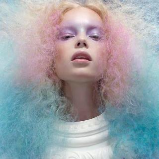 Cotton Candy Colors #inspiration