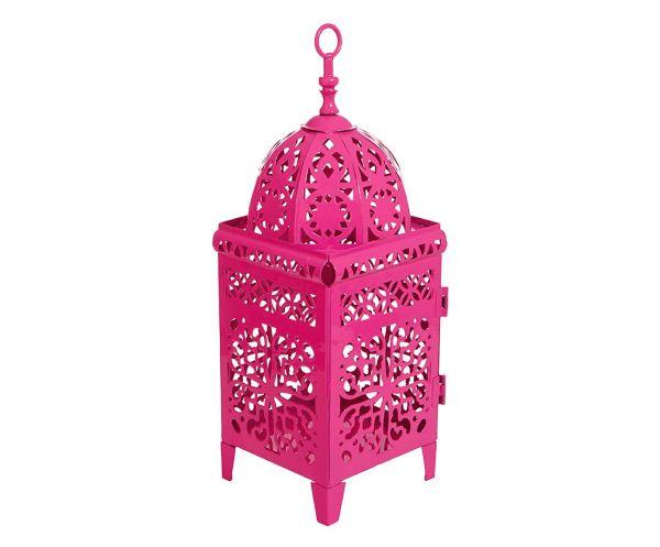 Lanterna Marroquina Dash - Rosa