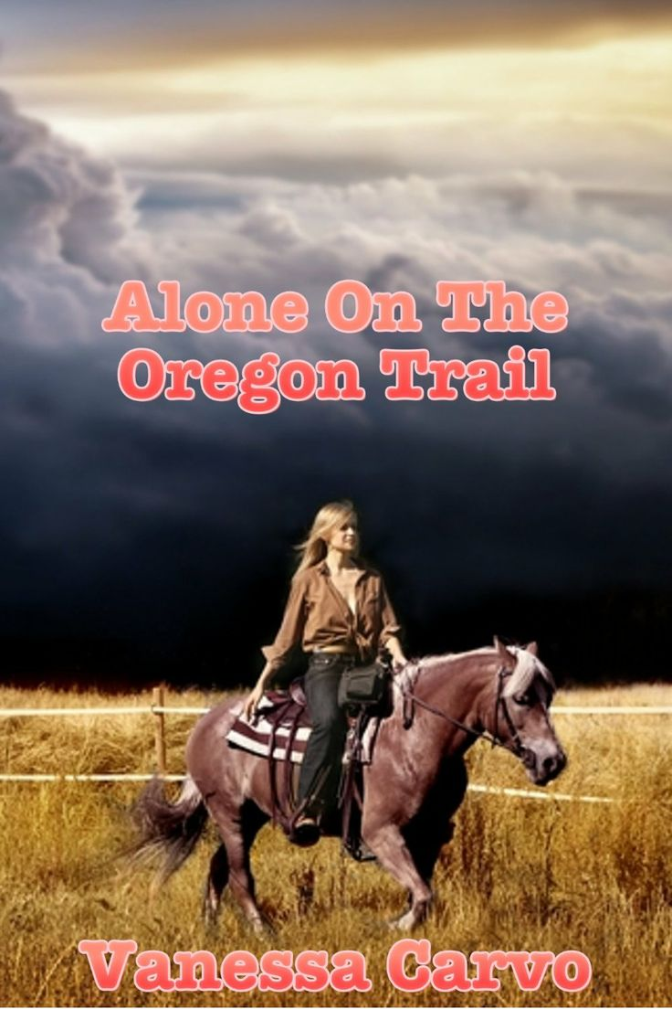 Alone On The Oregon Trail  by Vanessa Carvo ($0.99) http://www.amazon.com/exec/obidos/ASIN/B00E0RCKQG/hpb2-20/ASIN/B00E0RCKQG I lost interest in this book because it is almost too preachy. I do enjoy Christian fiction but this one kept repeating some things. - Loved how Faith and God's love for us shown through. - Was a wonderful book from cover to cover.