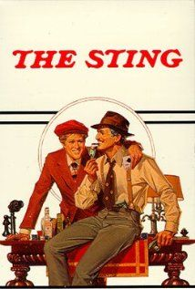 The Sting (1973): classic buddy between these 2 to couple with even better movie: Butch Cassidy