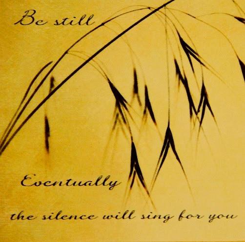 Silence~