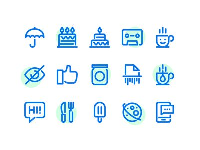 Minimal Icons #3