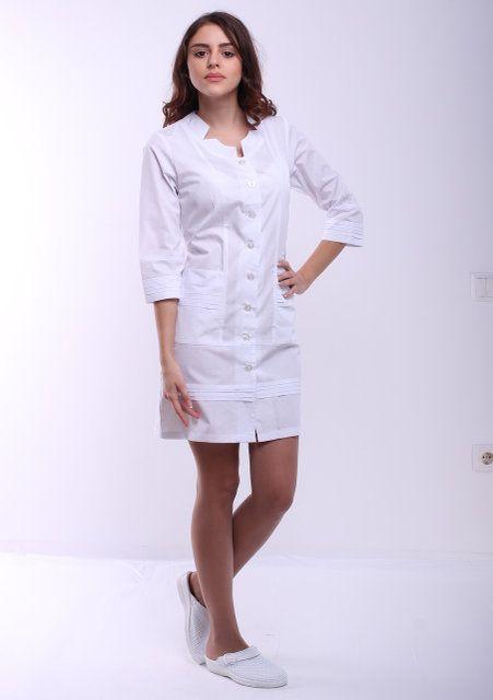 Женский медицинский халат, фото 3