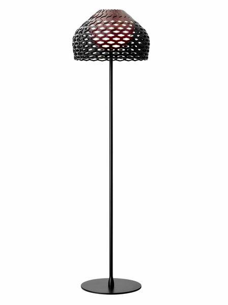 FLOS Tatou F Black Floor Lamp