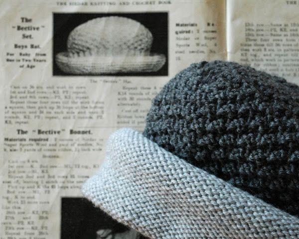 knitsofacto: Downton: a hat Knitting - 4 the Head (hats, caps, bean?