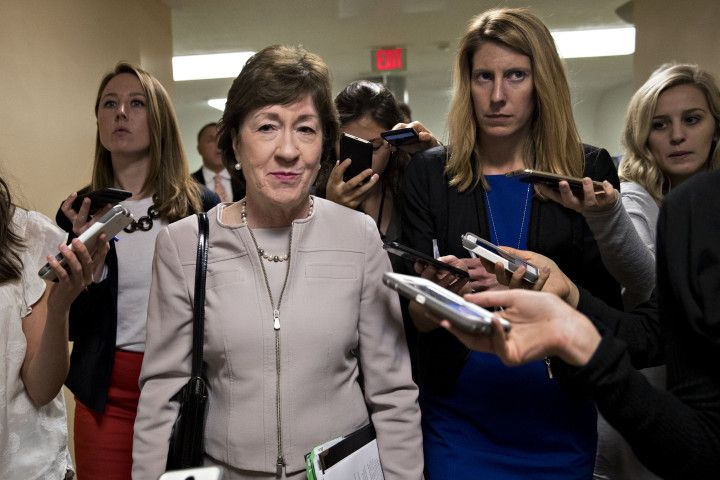 New top story from Time: Katie ReillySen. Susan Collins Wont Support the GOPs Obamacare Repeal Bill http://time.com/4956657/susan-collins-health-care-bill-graham-cassidy/| Visit http://www.omnipopmag.com/main For More!!! #Omnipop #Omnipopmag