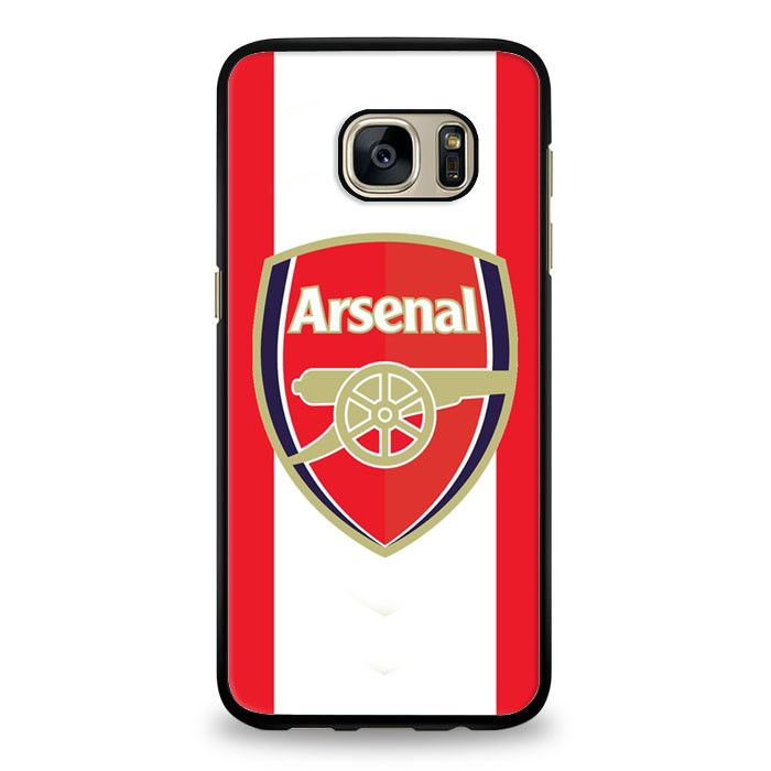 Arsenal Football Club Samsung Galaxy S6 Edge Case | yukitacase.com