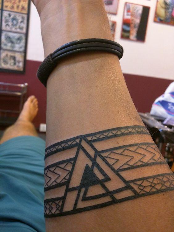 35+ Viking Tattoo Designs and Inspirations – #Designs #Inspirations #tattoo #Vis