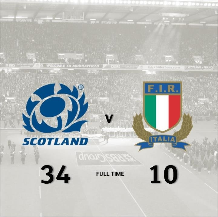 Six Nations Result