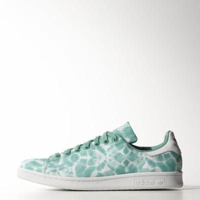 adidas Stan Smith Shoes 10.5 Natural / Power Green / Ftwr White #shoes #adidas #covetme