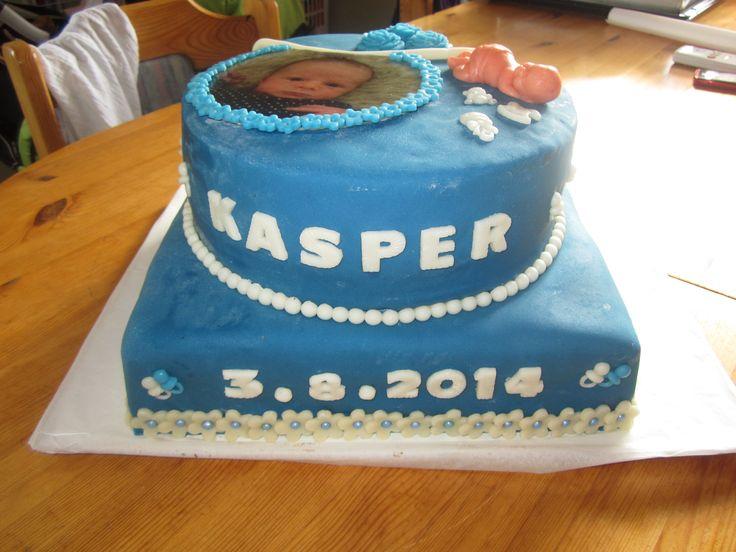 barnedåp kake