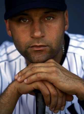 Derek Jeter-BEAUTIFUL!!!!!!!!!!! Derek Sanderson Jeter born June 26, 1974 Jeter was born in Pequannock Township, New Jersey,