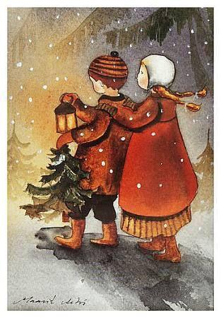 Maarit Ailio è una illustratrice finlandese tuttora in attività.                                                                           ...