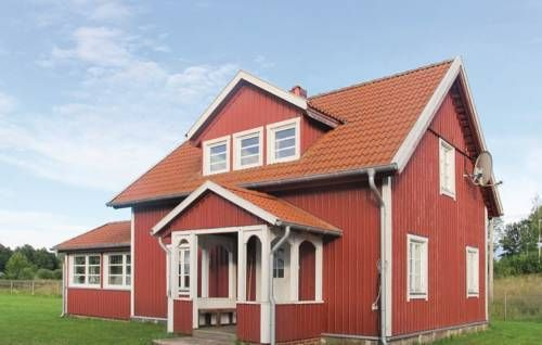 Holiday home Baggekulla Blidsberg III Dalum Holiday home Baggekulla Blidsberg III is a holiday home with a terrace, located in Tomten. The property is 36 km from J?nk?ping and free private parking is provided.