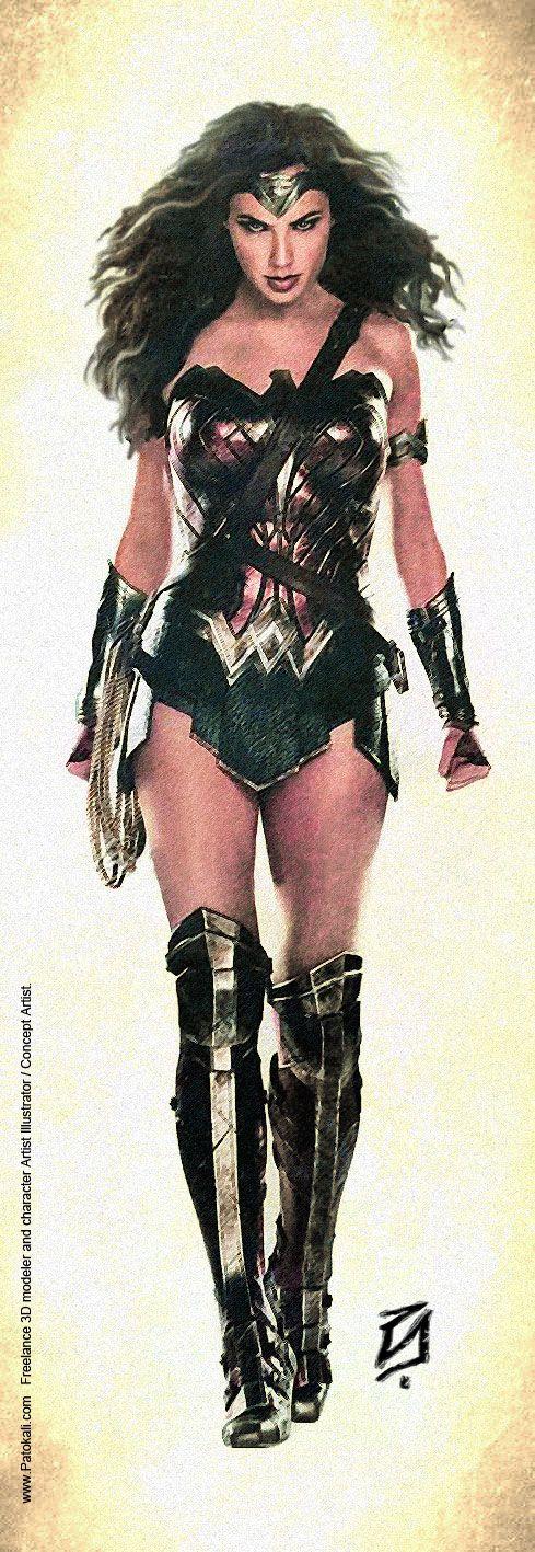 Original pic by: Batman v Superman magazine.