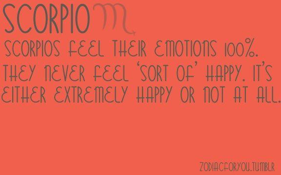 true scorpio   Usually true   Horoscope - Scorpio