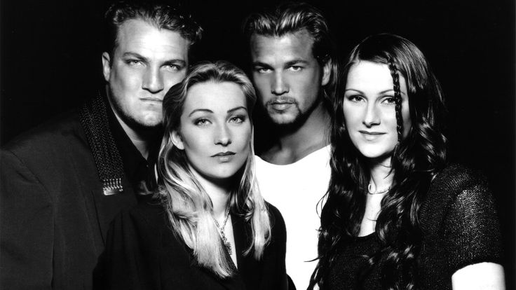 "Ace of Base is a Swedish pop group, originally consisting of Ulf ""Buddha"" Ekberg and three siblings, Jonas ""Joker"" Berggren, Malin ""Linn"" Berggren and Jenny Berggren. They released four studio albums between 1993 and 2002, which sold over 40 million copies worldwide. This makes them the third-most successful band from Sweden of all time, after ABBA and Roxette."