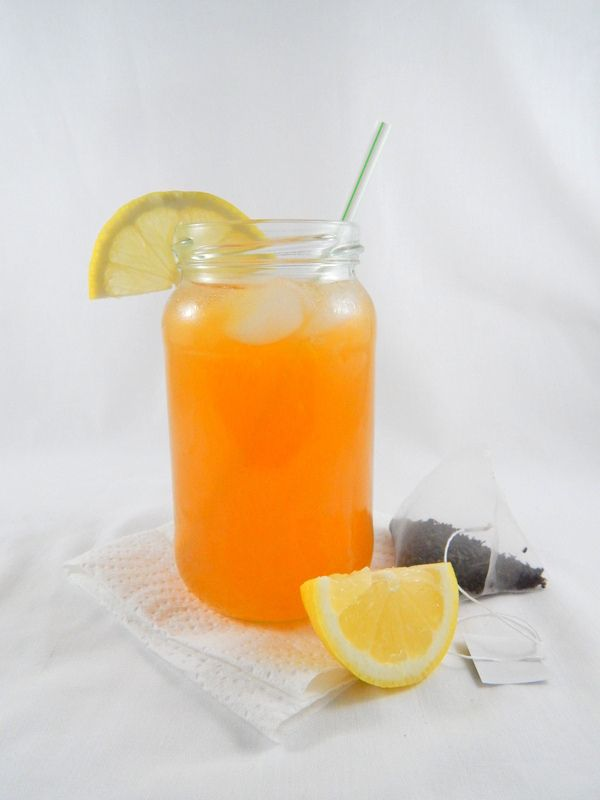 Recipe for a pitcher of homemade Arnold Palmer Tea from scratch!