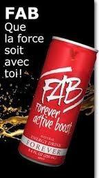 Forever Active Boost, est une boisson énergisante naturelle qui vous fournira de l'énergie supplémentaire afin de rester actif toute la jour...