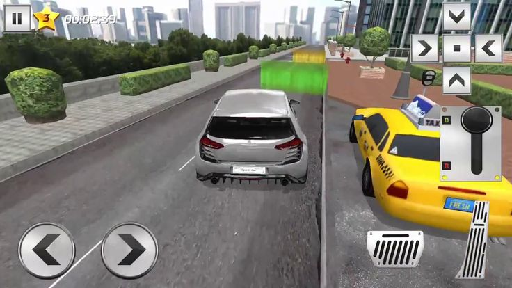 Car Driving Challenge / Car Driving Mission Games / Android Gameplay Video