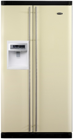Rangemaster SXS. Freestanding Fridge Freezer
