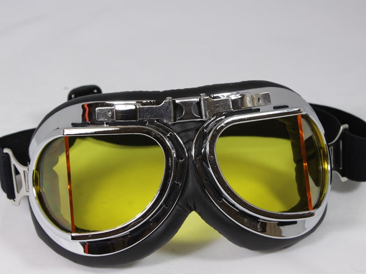 WWII vintage goggles