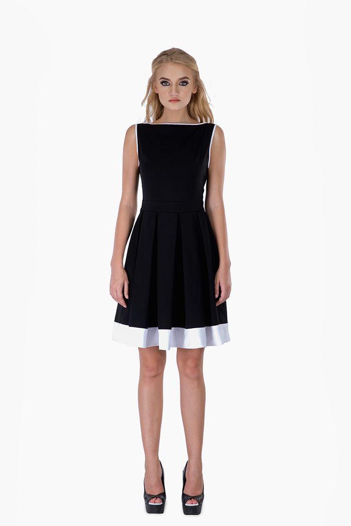Black Tea Dress – Mojau