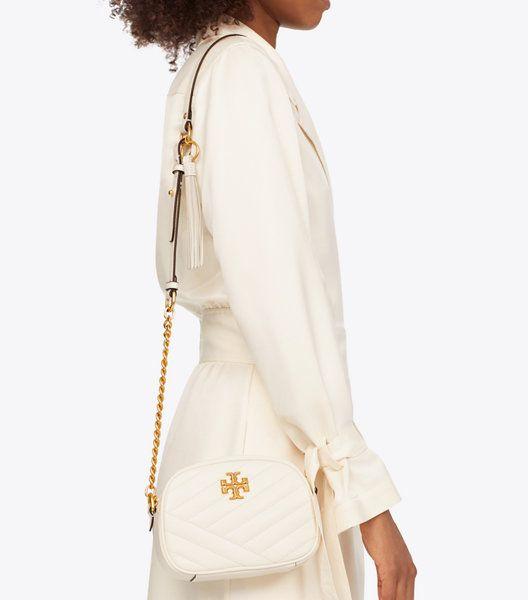 132a0ce4e Tory Burch Kira Chevron Small Camera Bag : Women's Cross-Body Bags ...