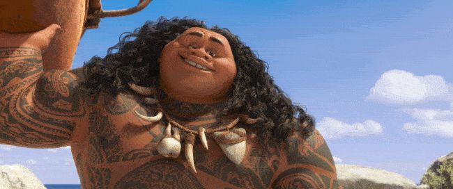 "The Rock Just Revealed A Heartwarming Detail About His ""Moana"" Character"