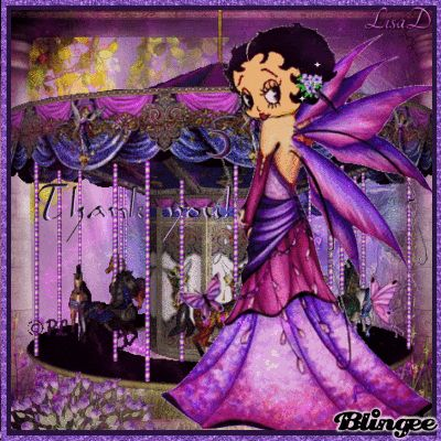 Fairy at Carousel