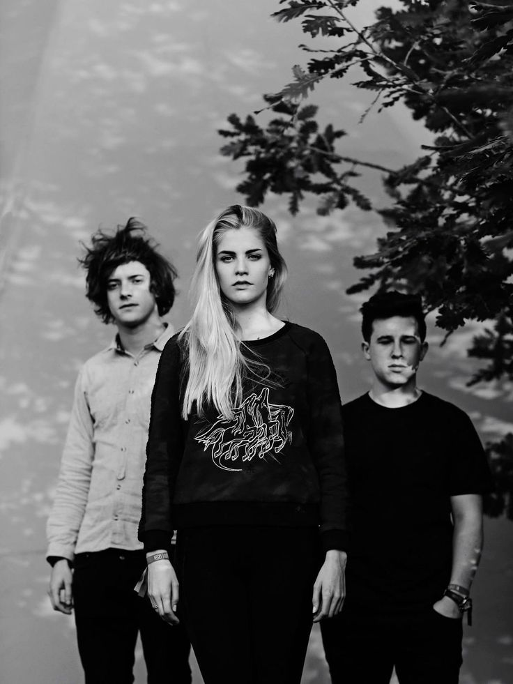 London Grammar at the We love green festival, parc Bagatelle, may 31th, 2014, Paris, France.