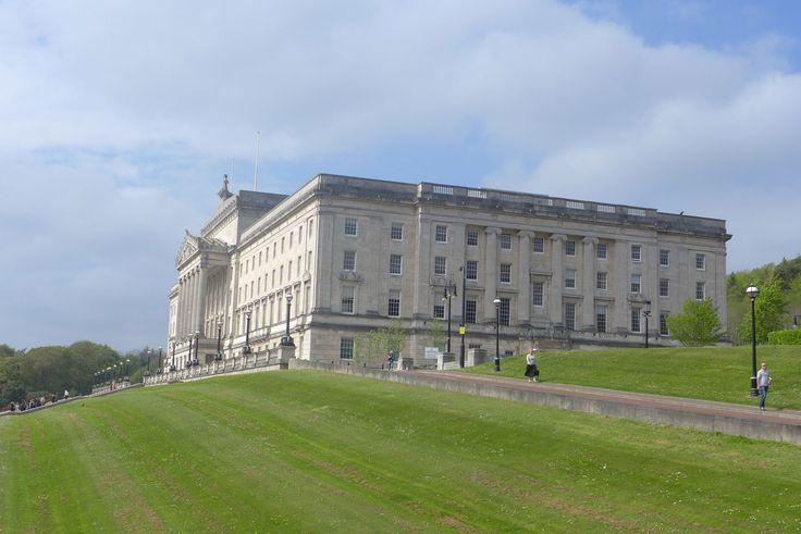 Parlement de Belfast, Irlande du Nord