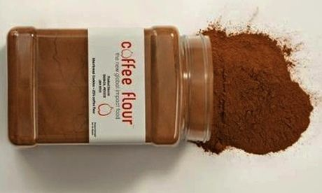 Coffee flour could dispose of millions of pounds of food waste and create a new food source.  Photograph: Coffee Flour