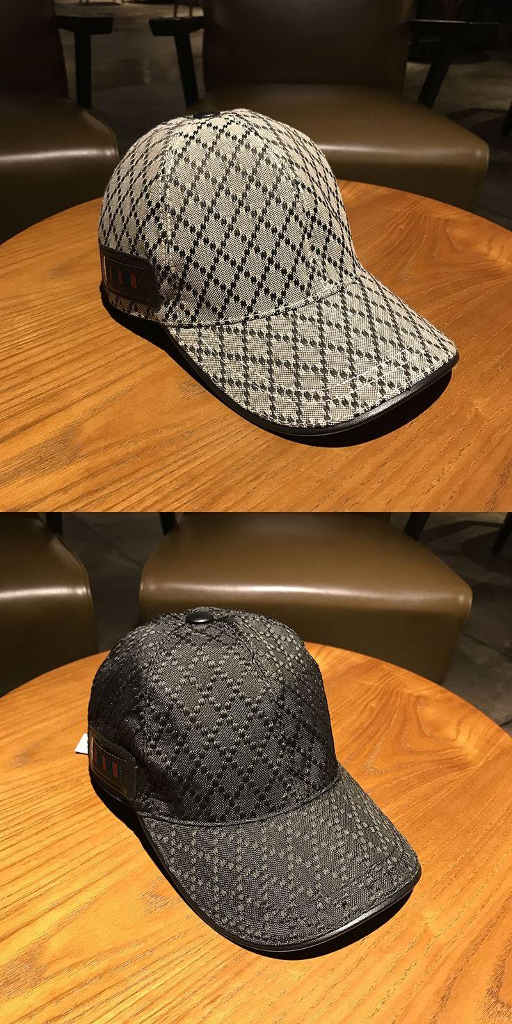 New Wholesale Baseball Cap Women Men Fashion Sport Plaid Desig Outdoor Travel Sun Hat design Luxury brand Caps red ribbon hats