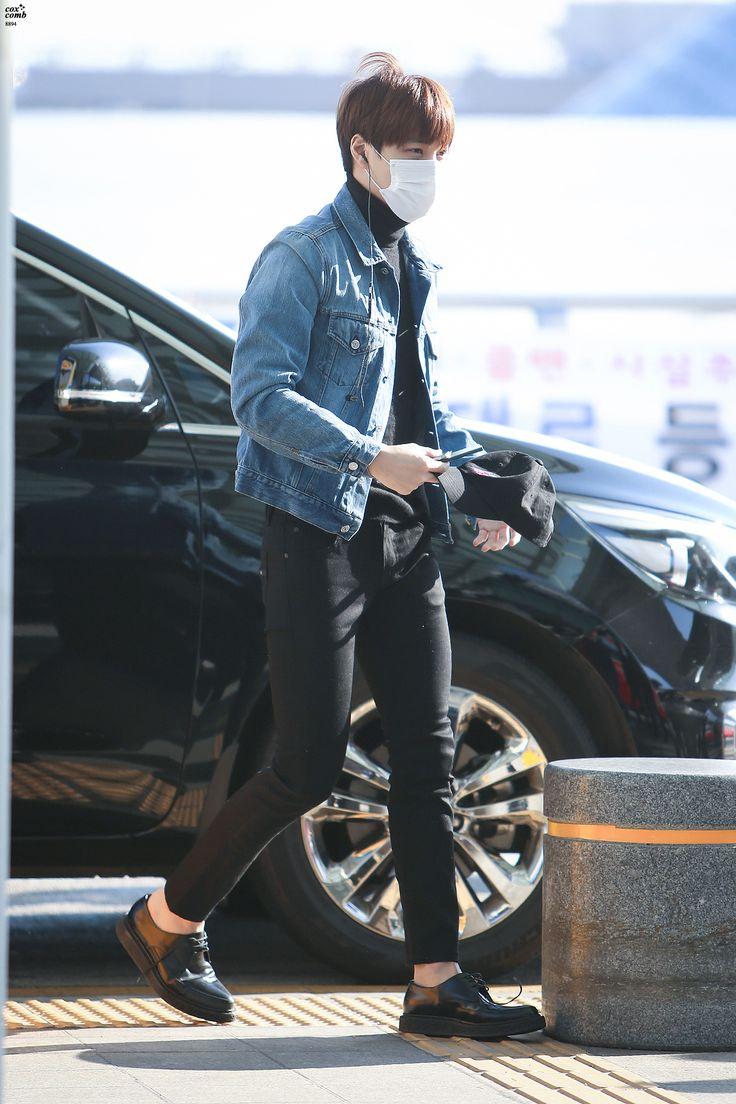 EXO Kai (Kim Jongin) | Incheon Airport to Kuala Lumpur Airport