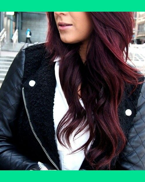Redken Merlot & Sangria | 3rv & 5rv, so lucky I know redken color, I will definitely be trying this one out!!!