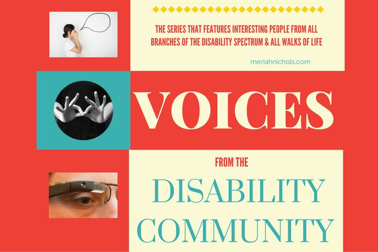 """An Interview with Alice Wong, founder of the Disability Visibility Project, in the ongoing """"Voices from the Disability Community"""" series"""
