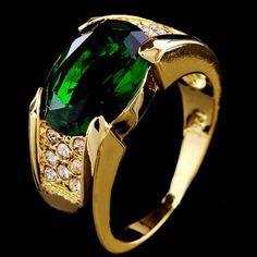 Resultado de la imagen para los anillos de oro de los hombres   – Ring