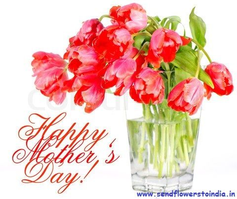 Send #Flowers for #Mother's Day to the #India -