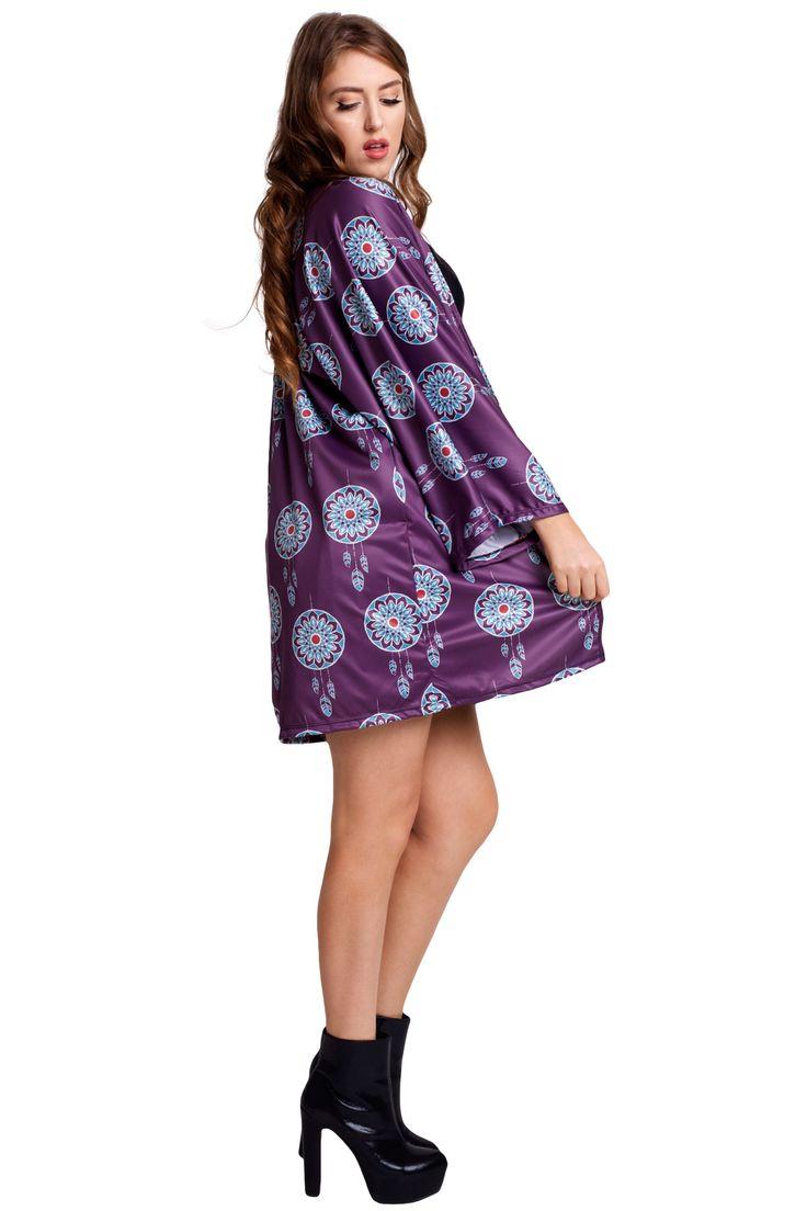 Dream Catcher Kimono - $85.00 AUD